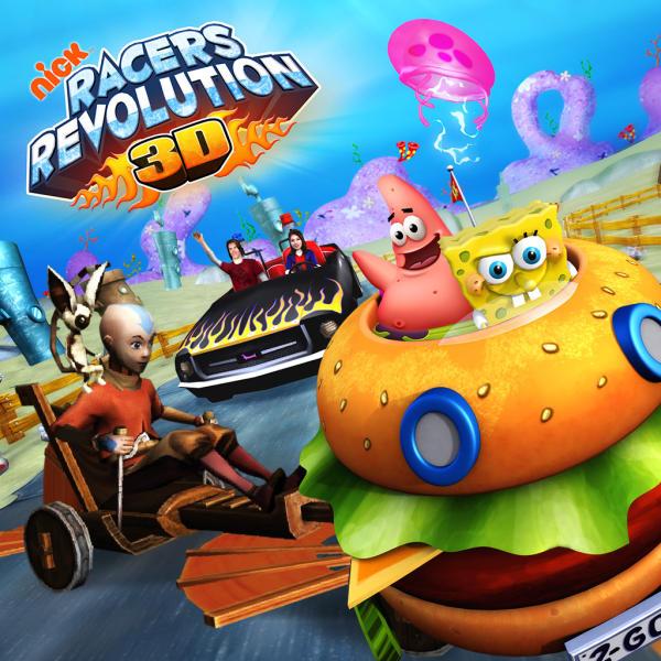Nick Car Racing Games Online