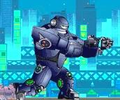 Jogo Online Robot Max Hero