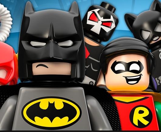Jugar Gratis LEGO DC Mighty Micros