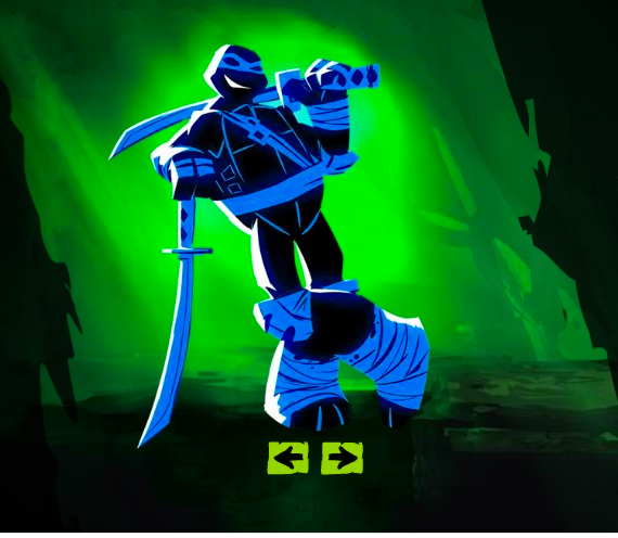 Jugar Gratis Teenage Mutant Ninja Turtles: Dark Horizons