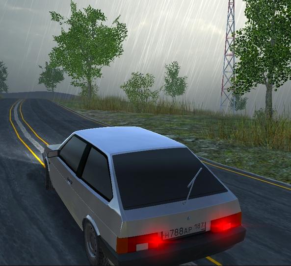 Jugar Gratis Russian Car Driver HD