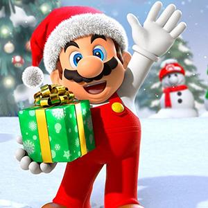 Super Mario World Christmas.Super Mario World Christmas Edition Play Game Kiz10 Com Kiz