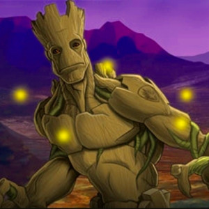 Play Game Guardians of the Galaxy: Legendary Relics