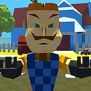 Hello Neighbor Kogama Play Game online Kiz10 com - KIZ