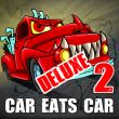 Play Car Eats Car 2 Deluxe online kiz10.com