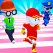 Knockout Fall Guys 3D Run
