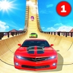 Car Stunts New Mega Ramp