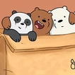 We Bare Bears: Boxed Up B