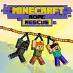 Minecraft Rope Rescue