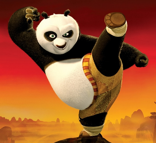 Kung Fu Panda V.2.