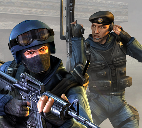 play Counter Strike