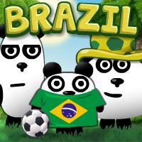 play 3 Pandas in Brazil