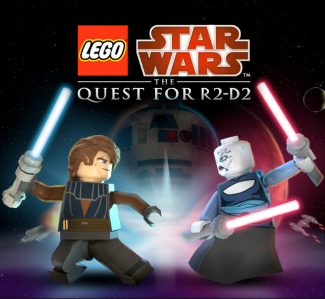 play LEGO Star Wars the Quest for R2-D2