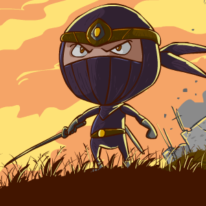 play The Last Ninja From Another Planet