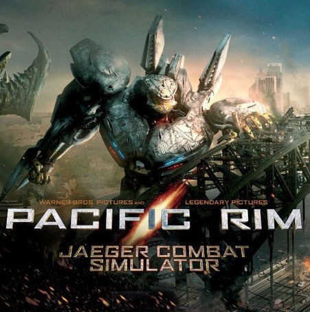 Pacific Rim Jaeger Combat Simulator Play Game Online