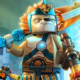 play Lego: Legends of Chima Speedorz