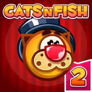 play Cats n Fish 2