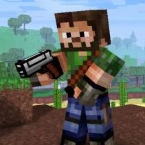 play Minecraft: Pixel Warfare