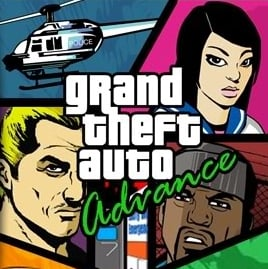play Grand Theft Auto Advance