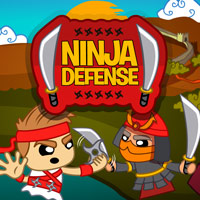 play Ninja Defense
