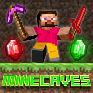 play MineCaves