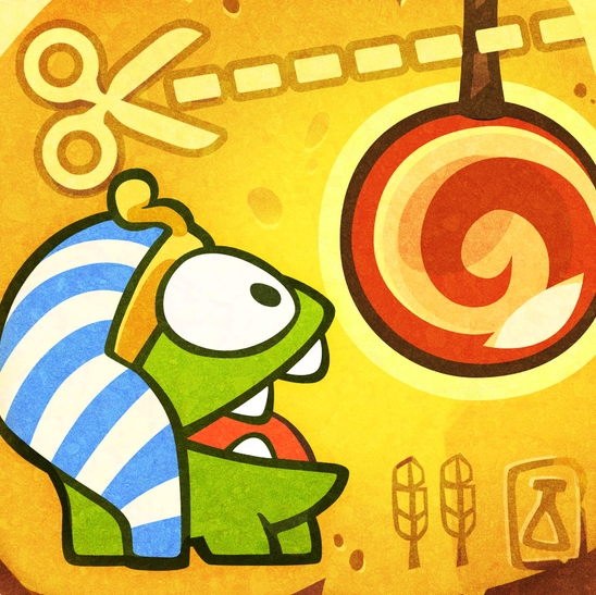 Cut The Rope Travel Time Online