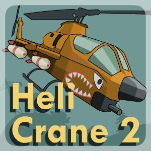 play Helicrane 2  Bomber