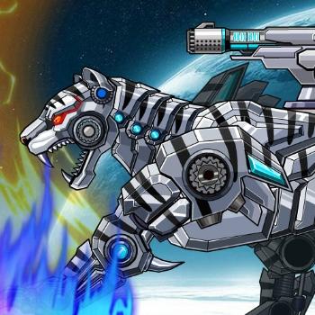 Robot Snow Tiger Play Game Online Kiz10 Com Kiz