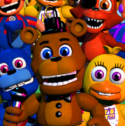 play Fnaf World