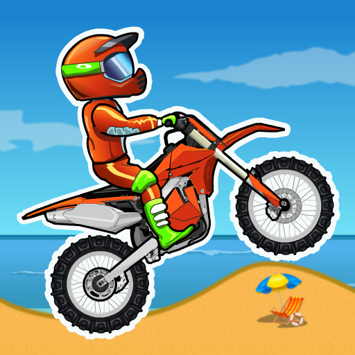 Moto X3m Bike Race