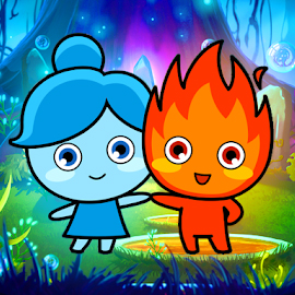 play Fireboy and Watergirl new World