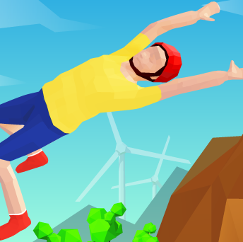 play Backflip Dive 3D
