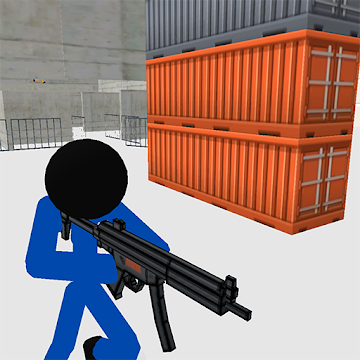 play Stickman Prision: Counter Assault