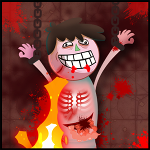 play Torture the Trollface