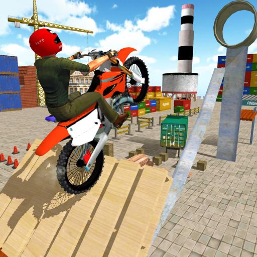 play Dirt Bike Extreme Stunts