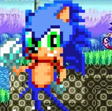 play Sonic Pixel Perfect
