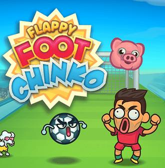 play Flappy FootChinko