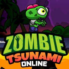 play Zombie Tsunami Online