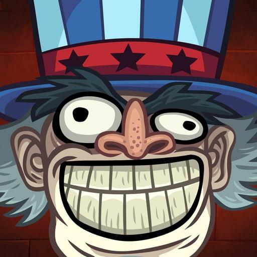 play TrollFace Quest: USA 1