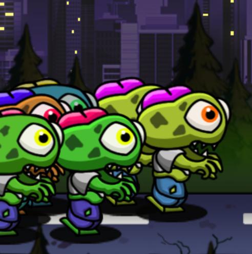 play Zombie Zunami Online