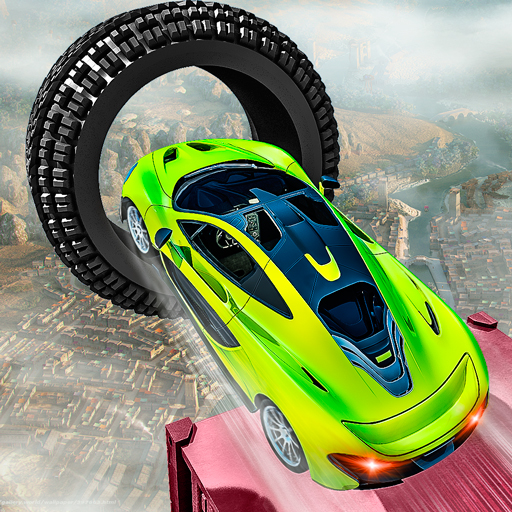 play Crazy Car Racing Stunts