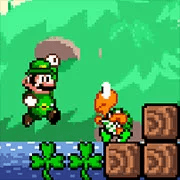 play Mario in Leprechaun Island