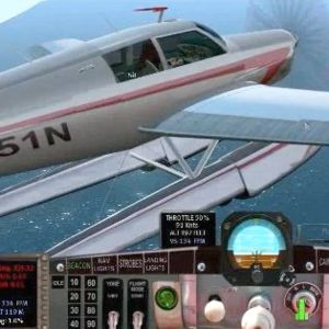 Free Flight Sim Play Game online Kiz10 com - KIZ