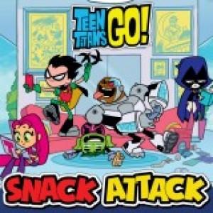 Teen Titans Go! Snack Attack Play Game online Kiz10 com - KIZ