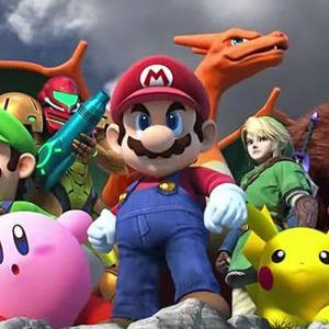 Super Smash Bros Play Game Online Kiz10 Com Kiz
