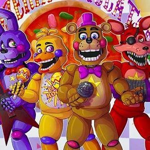 Freddy Fazbears Pizzeria Simulator Play Game online Kiz10