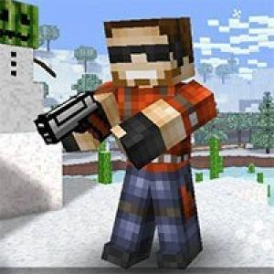 Play Pixel Warfare One Games Kiz10