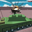 Helicopter and Tank Battle: Desert Storm