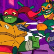 play Rise of the TMNT: Bumper Bros