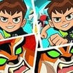 play Ben 10 Match up!
